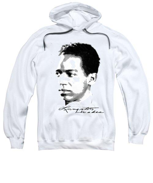 Langston Hughes Sweatshirt
