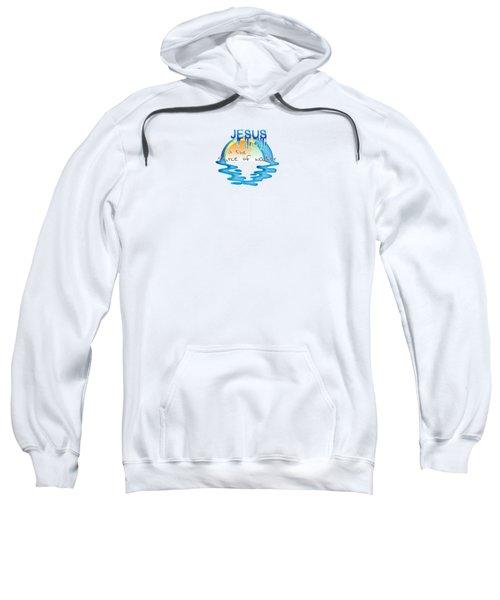 Source Of Water Sweatshirt