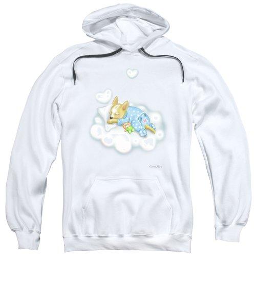 Chihuahua Zoe Baby Sweatshirt
