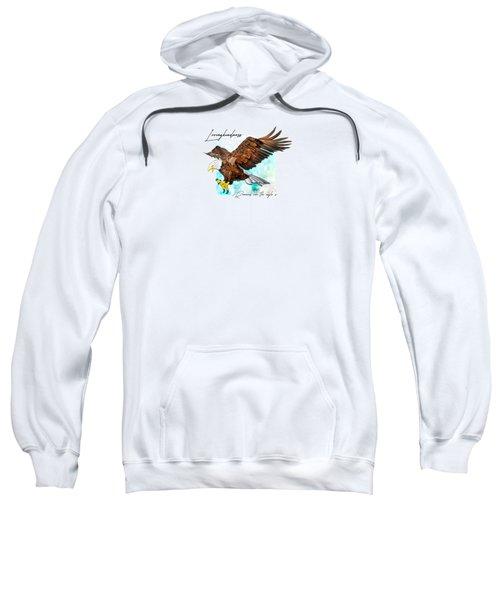Renewed Like The Eagle's Sweatshirt