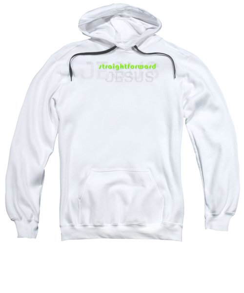 Straightforward Sweatshirt