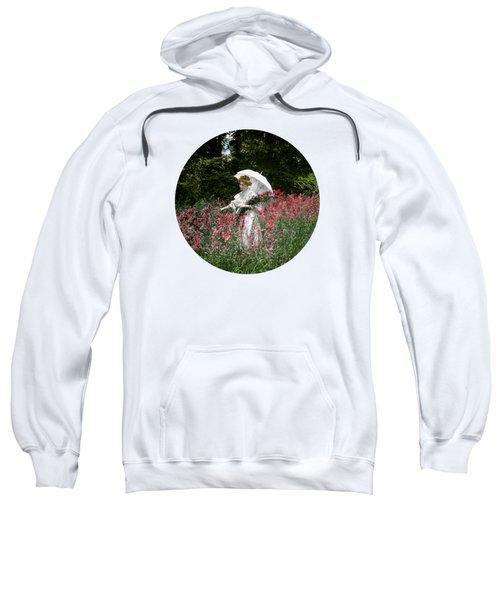 1900 Gathering Wild Flowers Sweatshirt