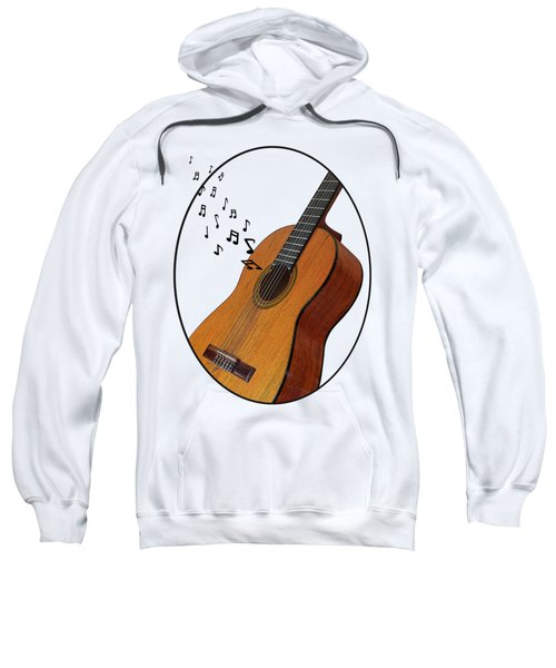 Acoustic Guitar Sounds Sweatshirt