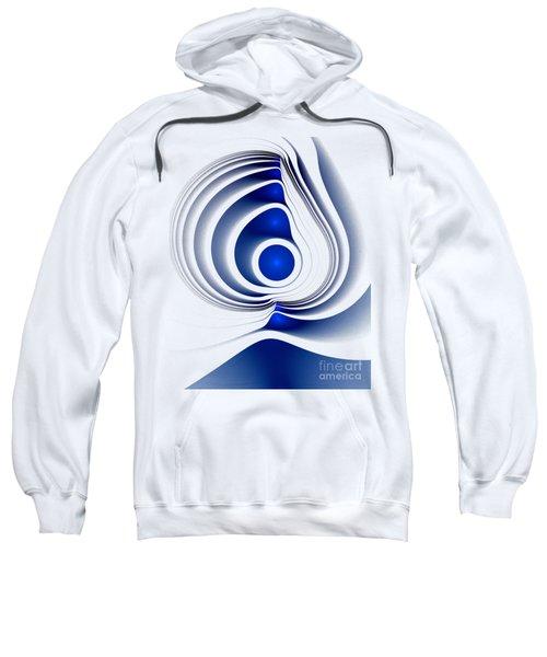 Blue Imprint Sweatshirt