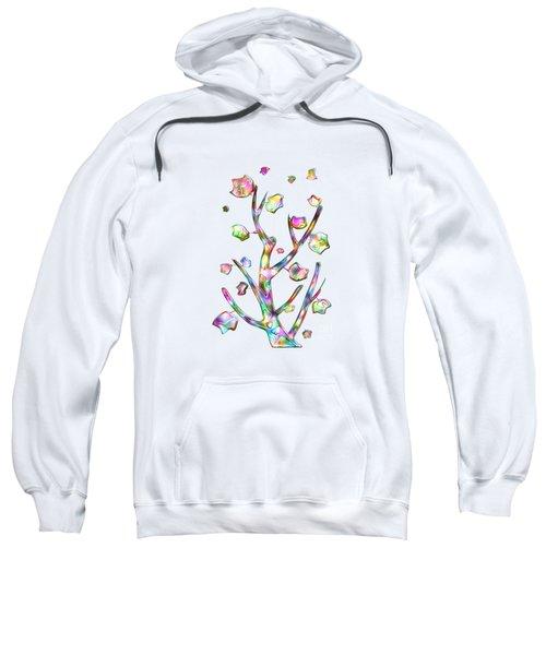 Rainbow Tree Sweatshirt by Anastasiya Malakhova