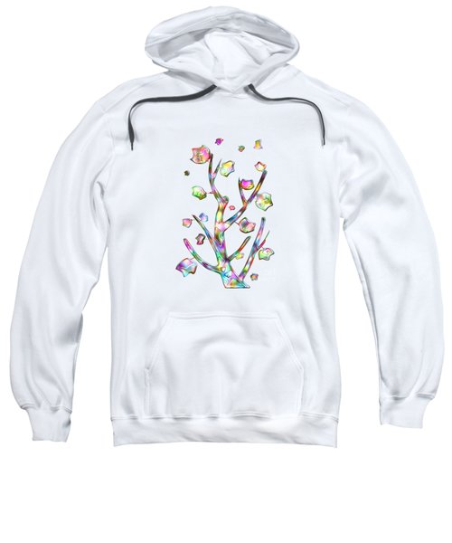 Rainbow Tree Sweatshirt