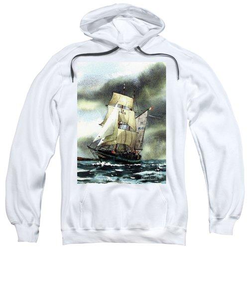 F  758  Asgard 11 Often Sailed Along The Wild Atlantic Way Sweatshirt