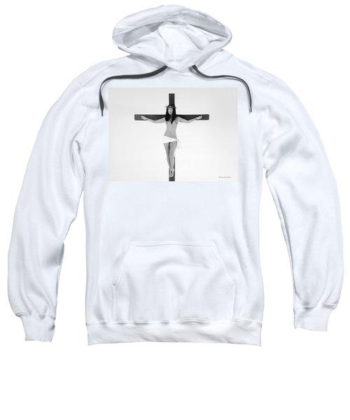 Asian Female Jesus Sweatshirt