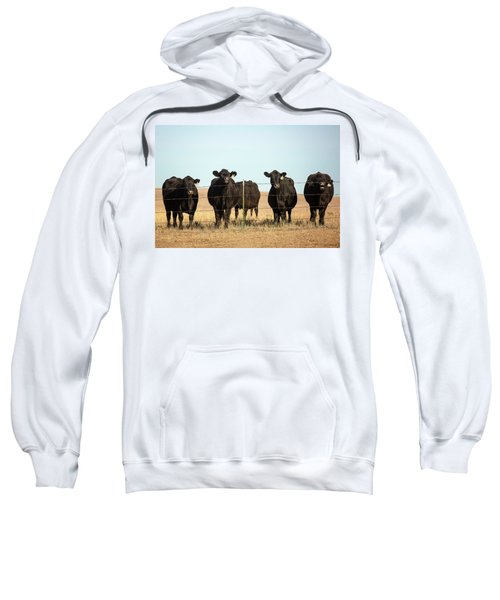 At The Fence Sweatshirt
