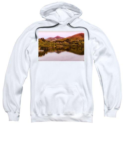 At The Lake Sweatshirt