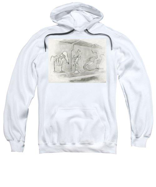 Bird Skeletons Sweatshirt