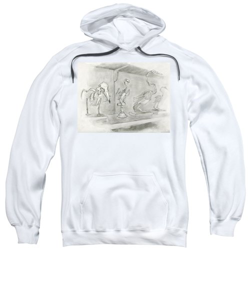 Bird Skeletons Sweatshirt