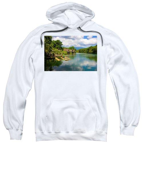 At The Plantation Sweatshirt