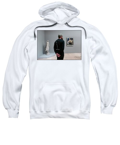 At The Whitney  Sweatshirt