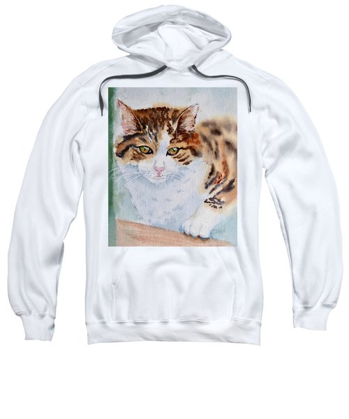 At The Window Sweatshirt