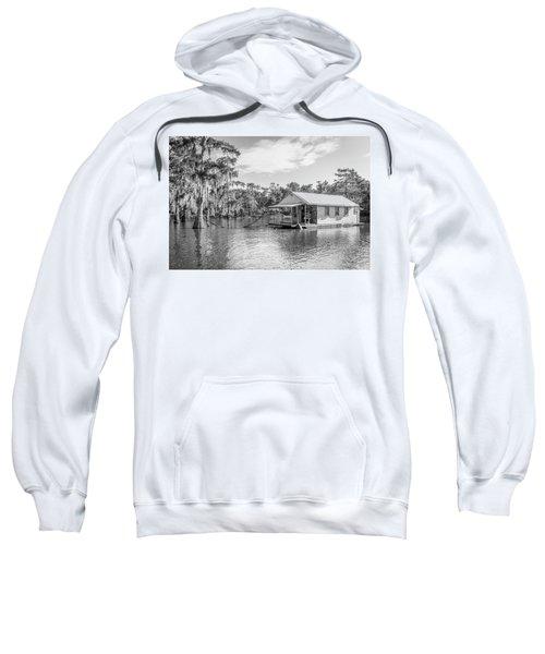 Atchafalaya Basin Fishing Camp Sweatshirt