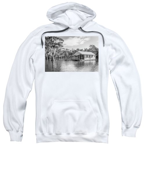 Atchafalaya Basin Fishing Camp Sweatshirt