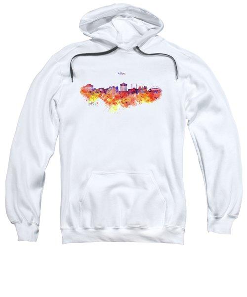 Athens Skyline Sweatshirt