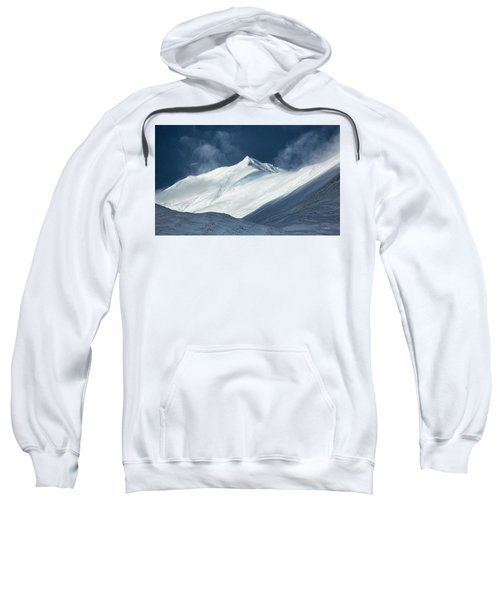 Atigun Pass In Brooks Range Sweatshirt
