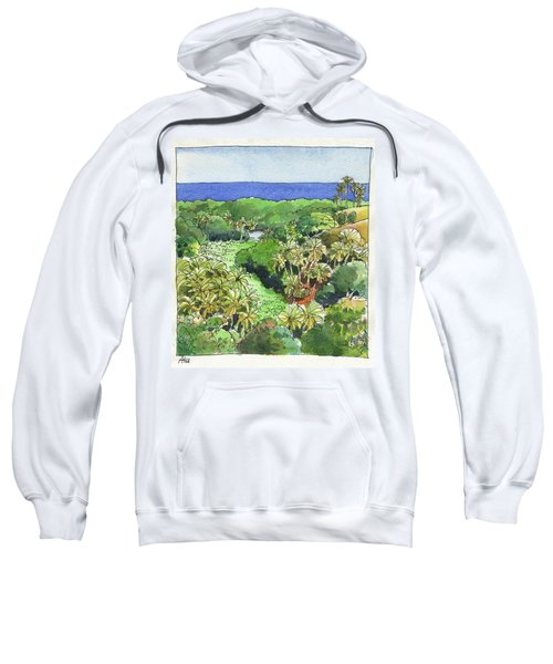 Atiu Lake View Sweatshirt
