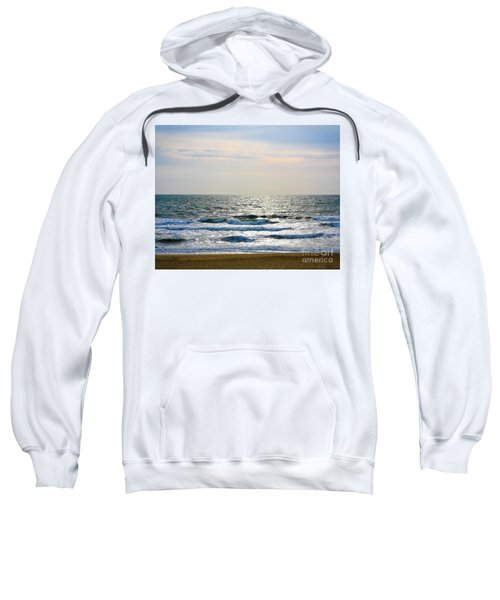 Atlantic Sunrise - Sandbridge Virginia Sweatshirt