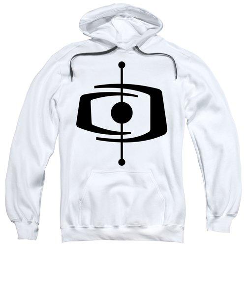 Atomic Shape 1  Sweatshirt
