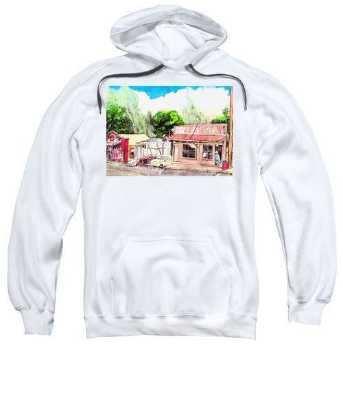 Auggies Pool Hall Sweatshirt