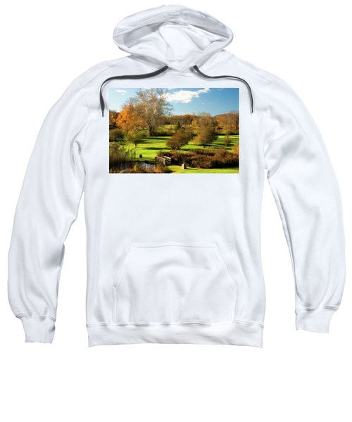 Autumn In The Park Sweatshirt