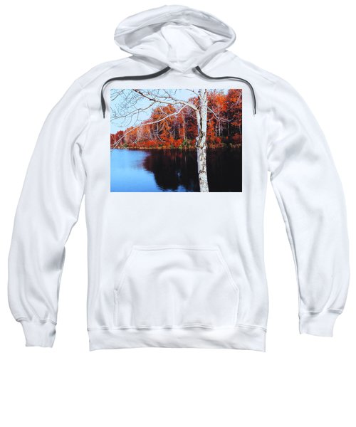 Autumn Lake Sweatshirt