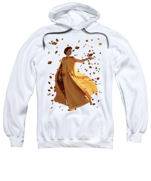 Autumn Sweatshirt by Methune Hively