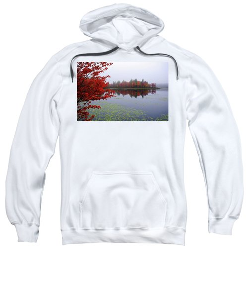 Autumn On The Bellamy Sweatshirt