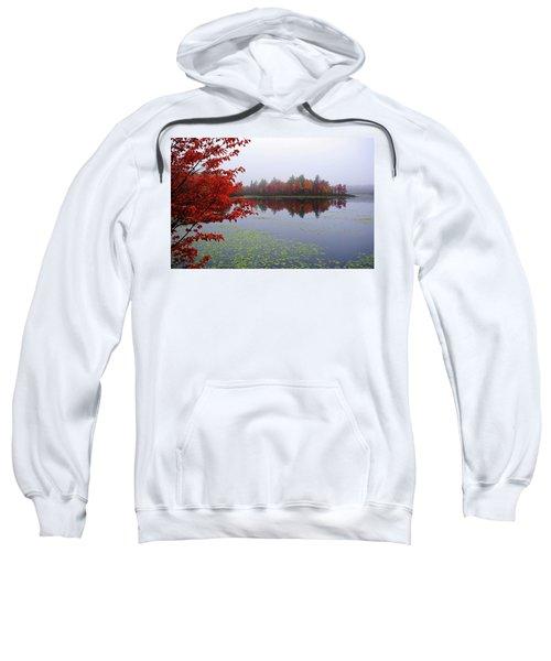 Autumn On The Bellamy Sweatshirt