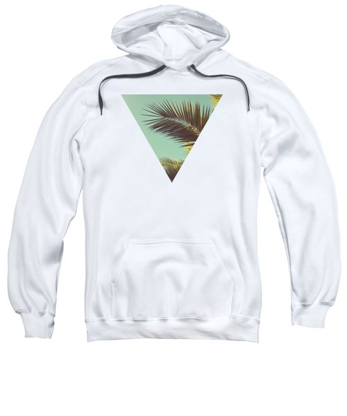 Autumn Palms Sweatshirt