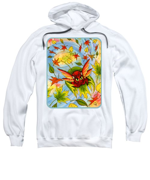 Autumn Winds Fairy Cat Sweatshirt