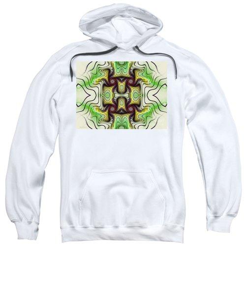 Aztec Art Design Sweatshirt