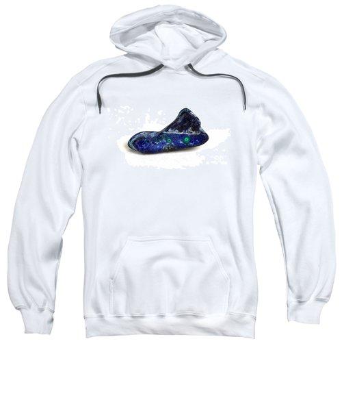 Azurite And Malachite Sweatshirt