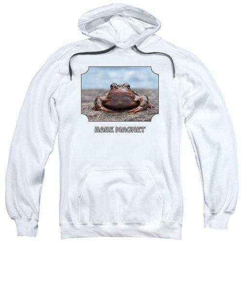 Babe Magnet - Blues Sweatshirt