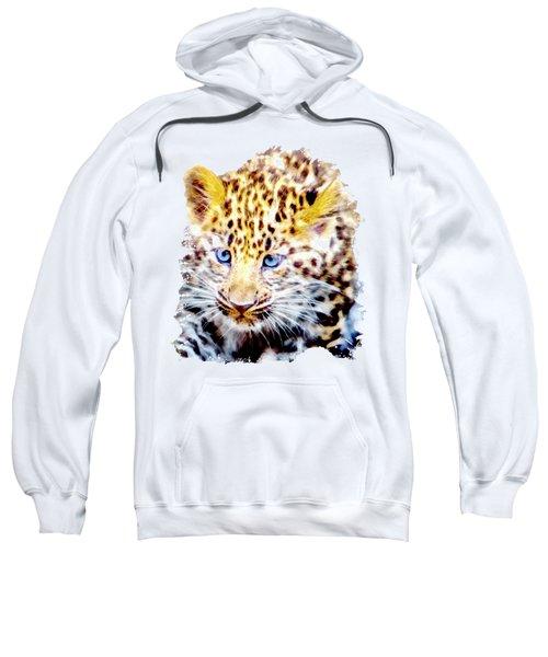 Baby Leopard Sweatshirt
