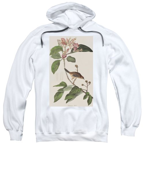 Bachmans Sparrow Sweatshirt by John James Audubon