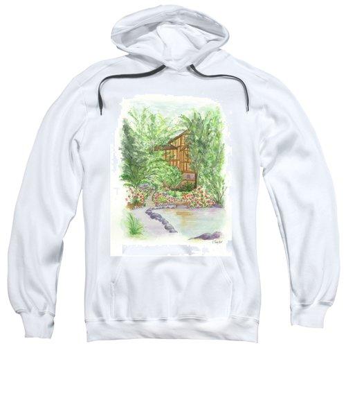 Backside Of Shakespeare Sweatshirt