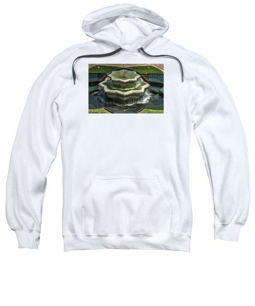 Bahai Fountain Sweatshirt