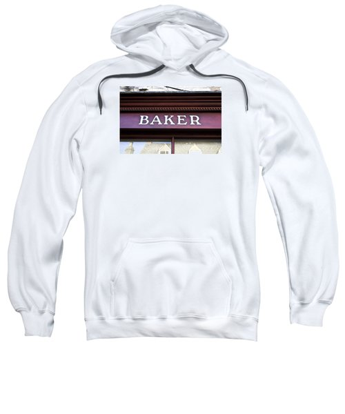 Baker Shop Sweatshirt
