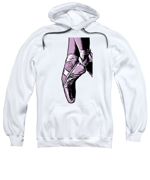 Ballet Shoes Phone Case Sweatshirt