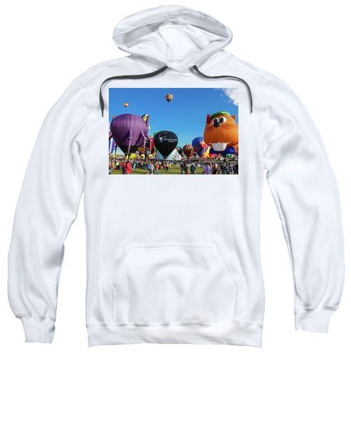 Balloon Fiesta Albuquerque I Sweatshirt
