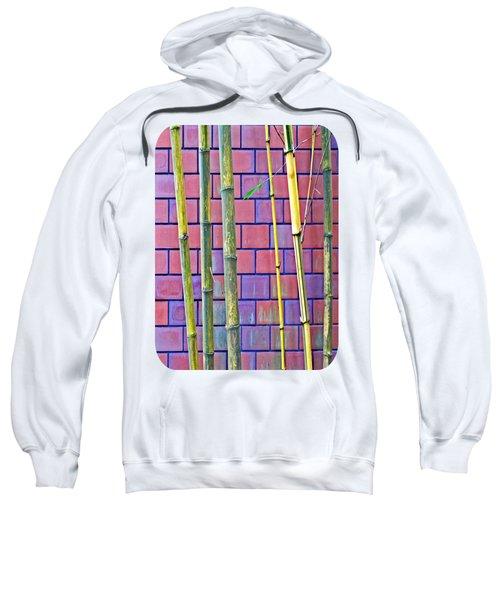 Bamboo And Brick Sweatshirt