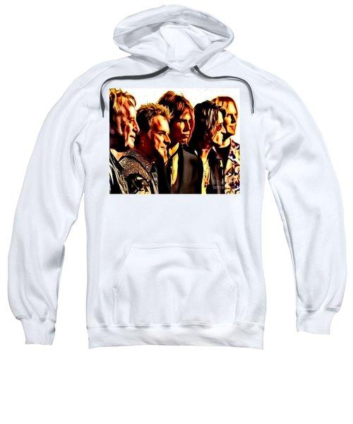 Band Who Sweatshirt