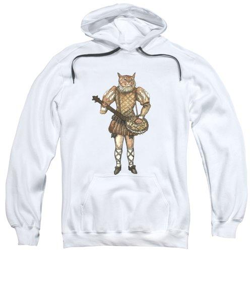 Banjo Cat Sweatshirt
