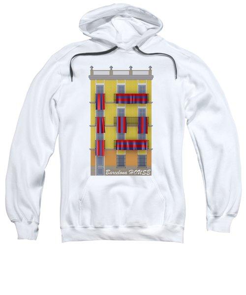 Barcelona House Sweatshirt