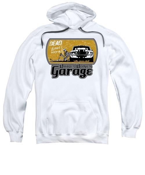 Bare Bones Garage Sweatshirt