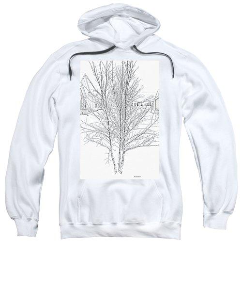 Bare Naked Tree Sweatshirt